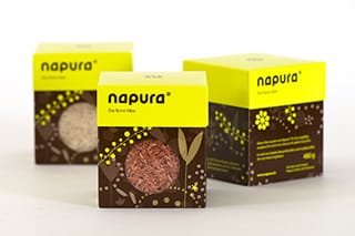 Combo Design Zürich - Napura Packaging Design