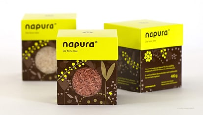 Combo Design Zürich | Napura Packaging